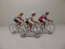 Tom Simpson cycling figurines set miniature Peugeot Rapha Leroux
