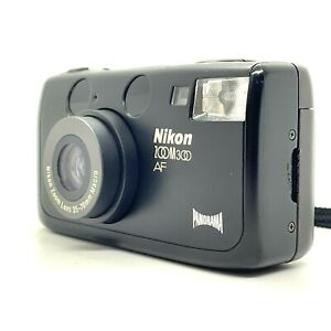 【NEAR MINT+++】  Nikon Zoom 300AF 35-70mm Macro Panorama Point & Shoot From JAPAN