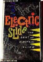 THE BEST OF ELECTRIC SLIDE by Various Artists (RARE Cassette Tape) NEW SEALED