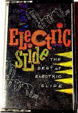 THE BEST OF ELECTRIC SLIDE by Various Artists (Cassette) RARE! NEW!