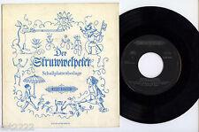 Struwwelpeter - Begleitsingle zum Buch - Single Vinyl #107