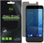 2-Pack Dmax Armor Privacy Anti-Spy Screen Protector for HTC U11 Life