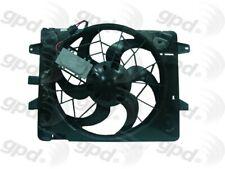Global Parts Distributors 2811587 Radiator Fan Assembly