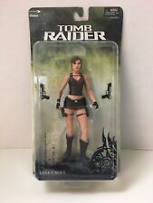 Tomb Raider Underworld Lara Croft Action Figure Neca Eidos 2010 Authentic