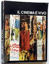 IL CINEMA E VIVO PANORAMICA ANNUALE 1973 MOVIE BOOK PADRINO ARANCIA MECCANICA