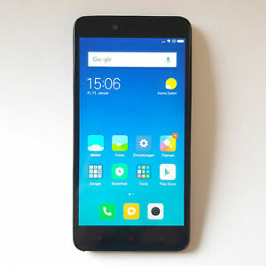 Handy Xiaomi Redmi Note 2 Smartphone 5,5 Zoll Touchscreen Full HD