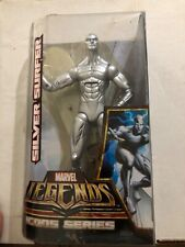 Marvel Legends Icons Series Silver Surfer 2006 New Unopened