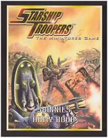 STARSHIP TROOPERS: SKINNIES ARMY BOOK - The Miniature Game Wargame