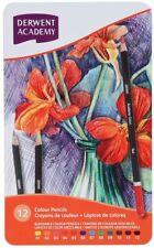 Derwent Academy 12 COLOUR Pencils