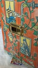 Adorable*unique1999 Eden Madeline clothing travel case with handle*~case only