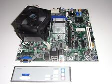 HP MSI Mainboard MS-7525 & Intel Dual Core E5200 CPU Sockel 755 T Platine Board