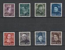 [Portugal 1949 - Avis Dynasty] complete MNH set