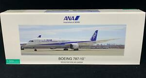 Hogan Wings NH20139, ANA Official Boeing 787-10, Reg. No: JA900A, 1:200
