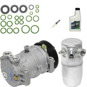 New A/C Compressor and Component Kit for K1500 C1500 K1500 K2500 C3500 C2500 C15