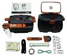 SOL Original Survival Tool ABS-plastic Waterproof Case by Adventure Medical Kits