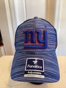 NY Giants adjustable cap Blue Color