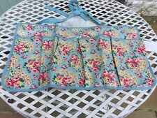 Cath Kidston Rose 🌹 Blue Paisley Gardeners Apron - Brand New