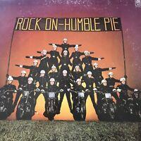 HUMBLE PIE Rock On 1971 Gatefold LP Original 1971/VG+