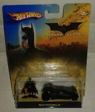 voiture Batman batmobile noir hot wheels  begins hotwheels