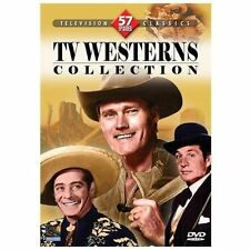 TV Westerns Collection (DVD, 2007, 4-Disc Set)