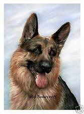 German Shepherd, Open Edition Fine Art Print