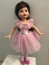 "1989 My Beautiful Doll 17.5"" Pose-Able Brenda Locket New"