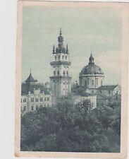 Old Ukraine Postcard. Lvov (Lemberg) Year 1943