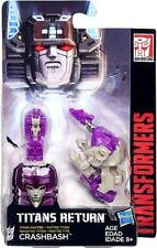 Transformers Generations Titans return Head Master Class Crashbash NEW UK Xmas
