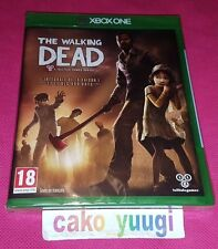 THE WALKING DEAD L'INTEGRALE DE LA SAISON 1 XBOX ONE NEUF VERSION FRANCAISE