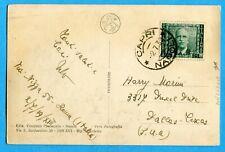 1939 P.AEREA PROCLAMAZIONE IMPERO c.25  ISOLATO E USATO COME ORDINARIO  (278656)