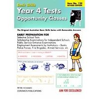 Year/Grade 4 Tests (O.C.) Multiple Choice Yrs 4–5 Opportunity Class Tests (OC)