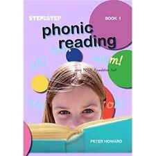 Step by Step Phonic Reading 1 NSW