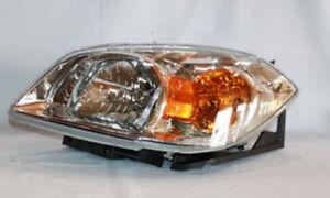 Headlight Assembly Left TYC 20-6642-00