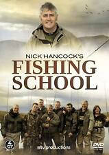 Nick Hancock Fishing School Documentary Series 4 DVD Set