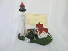 1998 Harbour Lights Lighthouse #217 Sturgeon Bay Canal, Wi In Orginal Box