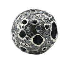 Moon Luna 925 Sterling Silver Charm Bracelet Gift Troll Bead Meteor Astroid