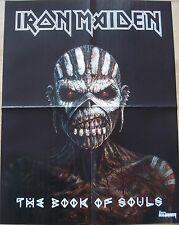IRON MAIDEN    //    LAMB OF GOD    __ 1 Poster /  Plakat  __ 44,5 x 58 cm