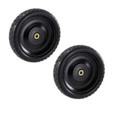 13 Inches Wheel No Flat Replacement Tire For Gorilla Carts 2 Pack Long Lasting