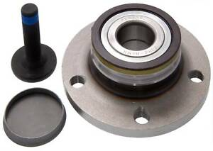 Rear Wheel Hub D32 FEBEST 2382-B6MR OEM 1T0598611B