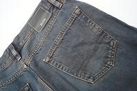 HUGO BOSS Texas Herren Men Jeans Hose 32/32 W32 L32 stonew. Vintag blau TOP AD28