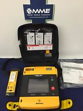 Physio Control Lifepak 1000- New battery and pads, Warranty