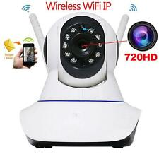 Smart Wireless 720P IP wifi PTZ Camera support Alarm Sensor Motion Dection US TL