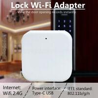 Portable Door Lock Gateway WIFI APP Internet Smart Remote Control Lock Gateway