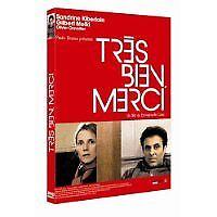TRES BIEN, MERCI - CUAU Emmanuelle - DVD