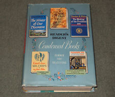 Reader's Digest Condensed Books Summer 1961 Selections