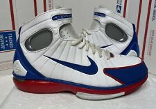 Nike Air Zoom Huarache 2K4 All-Star 2016 Men's Size 8 White Kobe 308475-100