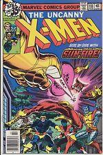 X-Men #118 Marvel Comics 1979, Sun-Fire, John Byrne Art