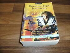 2x Raymond Feist -- KELEWAN-SAGA  # 3+4 // SKLAVE von MIDKEMIA+ZEIT d. AUFBRUCHS