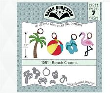 KB Riley- Karen Burniston Cutting Die Set ~ BEACH CHARMS 3D Card Making ~1051