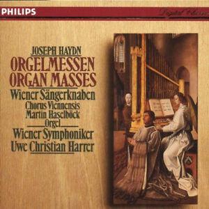 M. Haselböck - Orgelmessen / Gloria